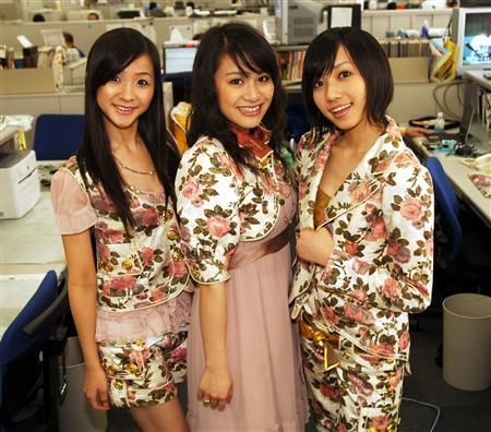 「高島屋」と呼ばれる衣装。