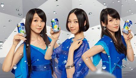 Perfume、新曲決定!!!!!