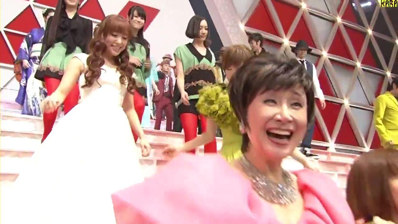 紅白歌合戦2011~Perfume編~