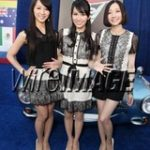 Perfume@Cars 2 World Premiere!!!