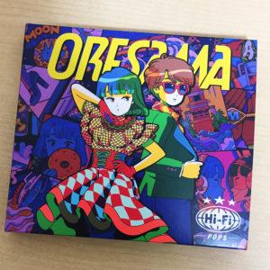 ORESAMA-Hi-Fi POPSジャケット